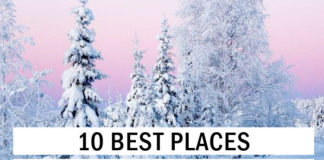 10 Best Places To Travel In December