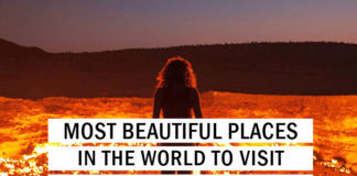 Most Beautiful Places In The World To Visit Before You Die
