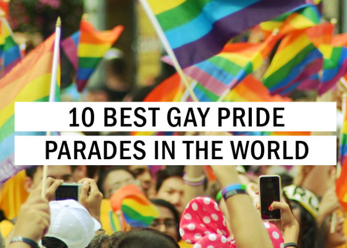 10 Best Gay Pride Parades in the World