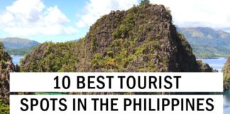 10 Best Tourist Spots In The Philippines