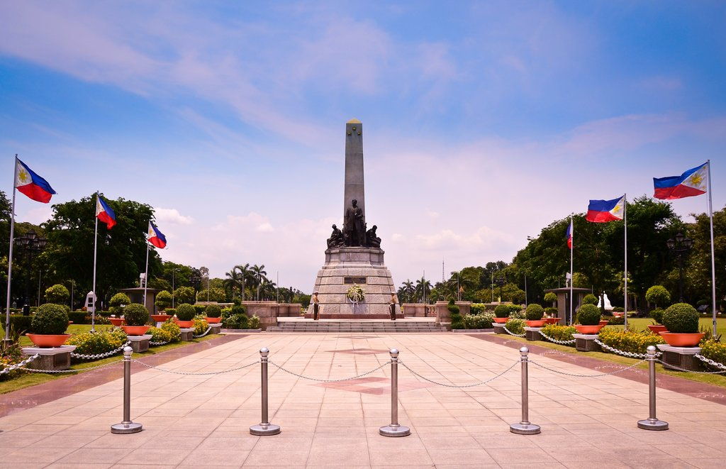 Rizal Park and Shrine