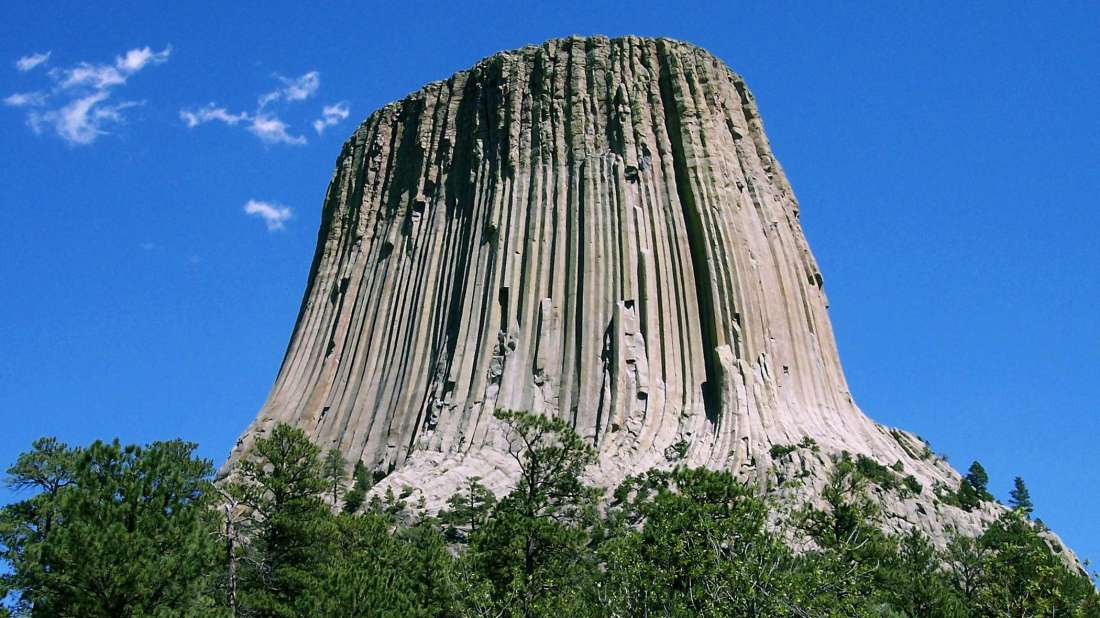 10 Best Places to Visit in the USA: The Devil's Tower