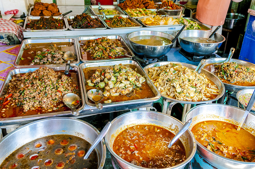 Top 10 Things to do in Thailand Eat Street Food