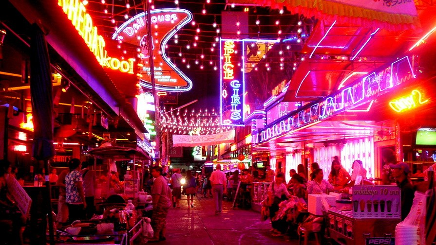 Top 10 Things to do in Thailand Visit a Ping Pong Show