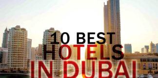 10 Best Hotels In Dubai