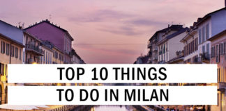 Top 10 Things To Do In Milan